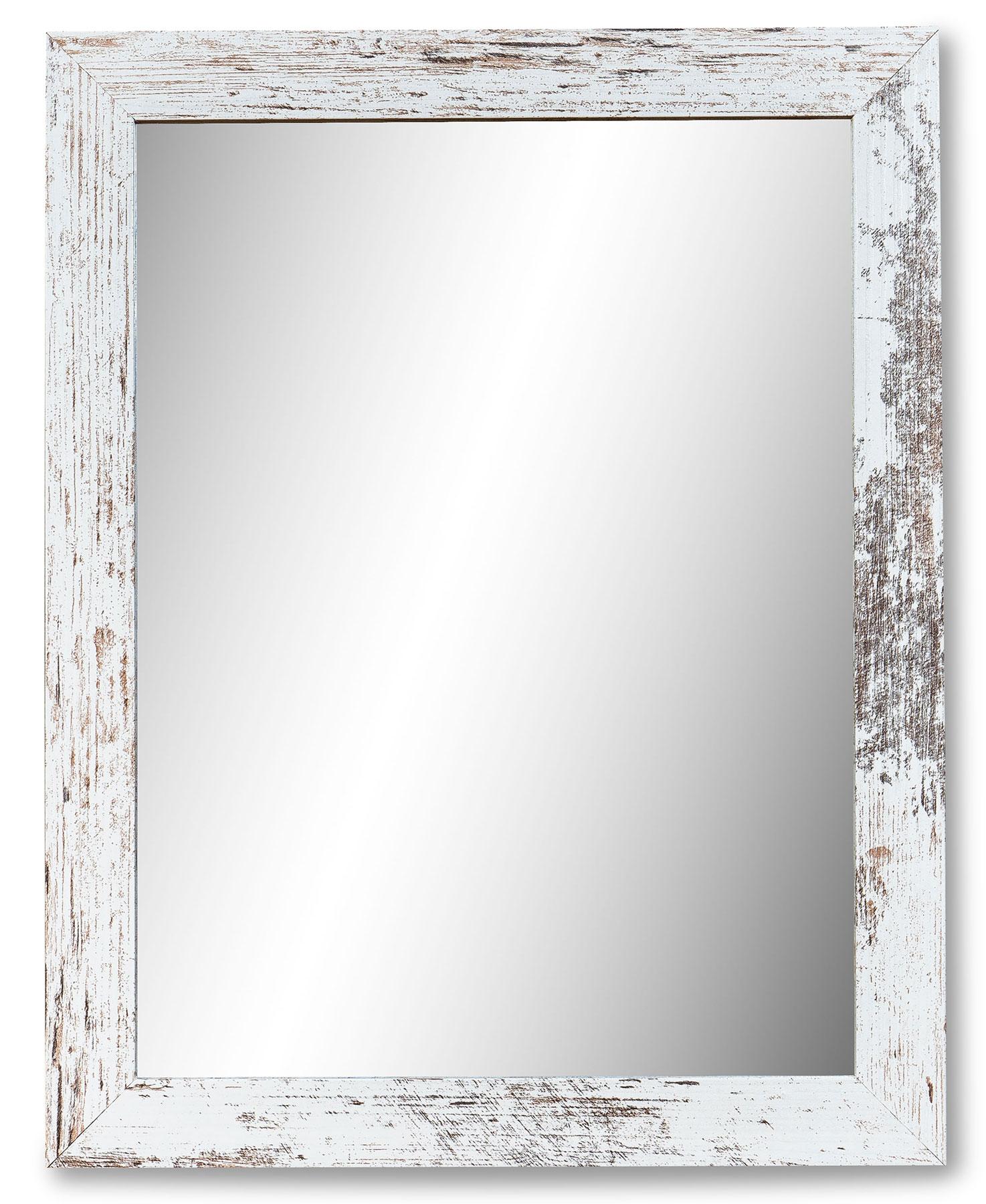 Dettagli su Specchio da Parete Corridoio 30x38cm Vintage Bagno Shabby Chic  Decorazione